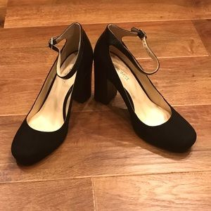 Nine West Chunky Heels with Strap